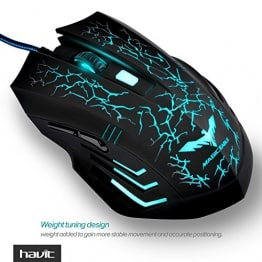 HAVIT HV-MS672 LED Gaming Maus
