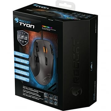 Roccat Tyon All Action Test