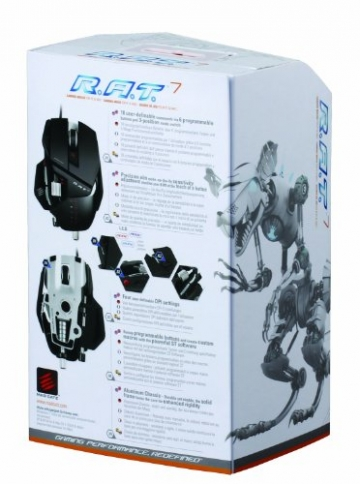 Mad Catz R.A.T. 7 Gaming Maus