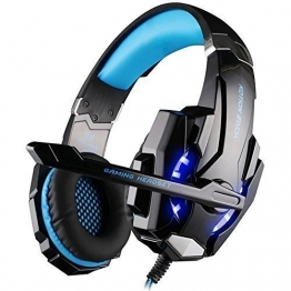 KingTop EACH G9000 Gaming Headset Test