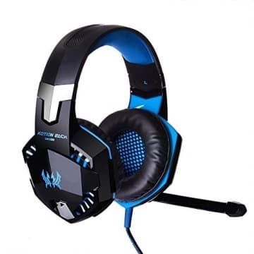 Rixow G2000 Pro Gaming Headset Test